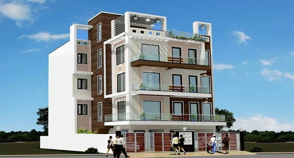 Israni Home 2 - Elevation Photo