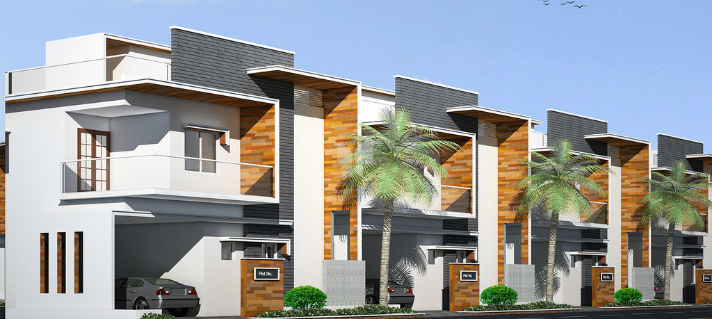 Sahiti Abode Independent Villas - Project Images