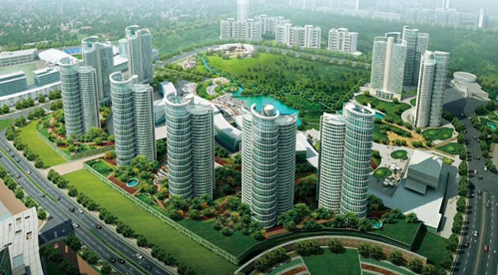 Kolte Life Republic Lakefront Residences - Project Images