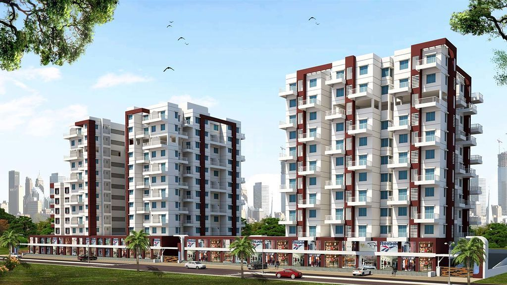 Ganesh Siddhi Residency - Project Images