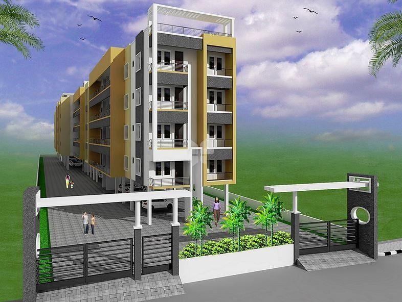JMM Celsia Apartments - Project Images