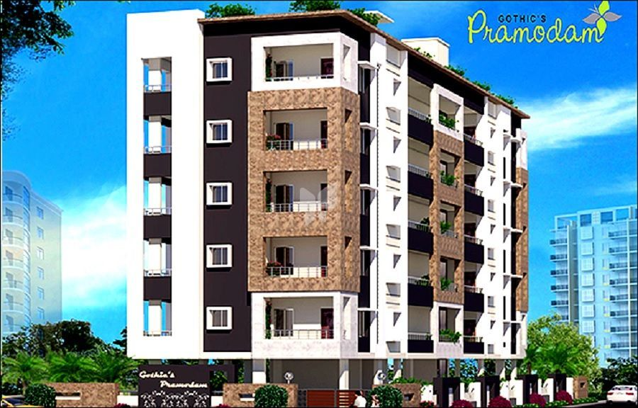 Gothic's Pramodam - Project Images