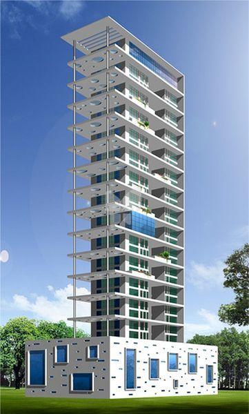 Darshan Mahavir Heights - Project Images