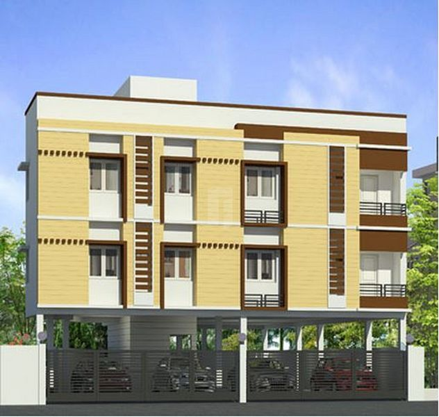 Eswari Sri Lakshmi Enclave - Elevation Photo