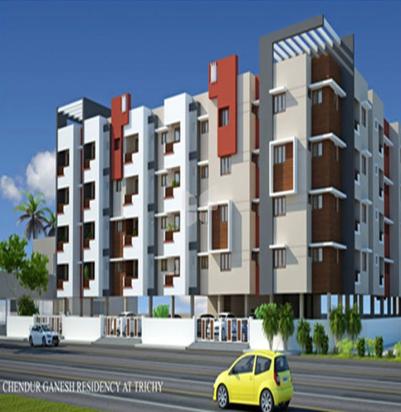 Chendur Ganesh Residency - Project Images
