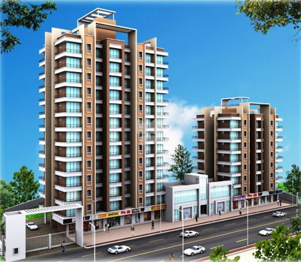 Agarwal Hamlet Tower - Project Images