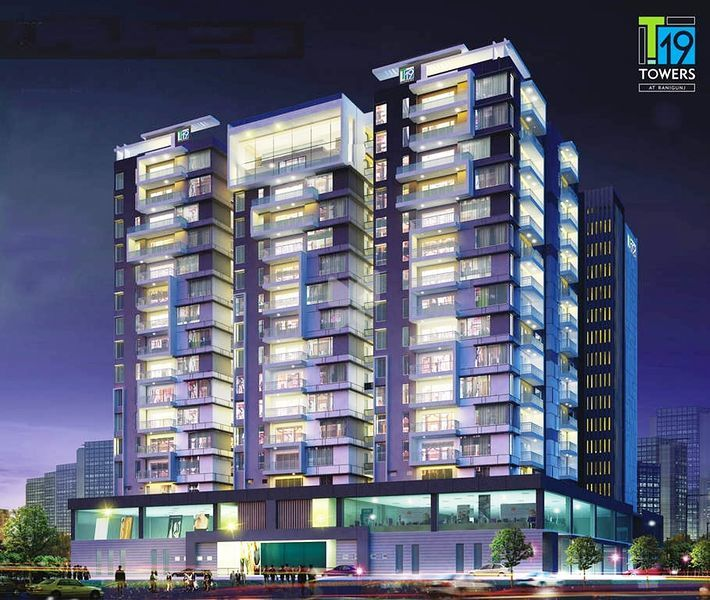 Raghuram T19 Towers - Project Images