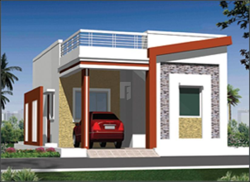 Sai Srushti Sangamam - Elevation Photo