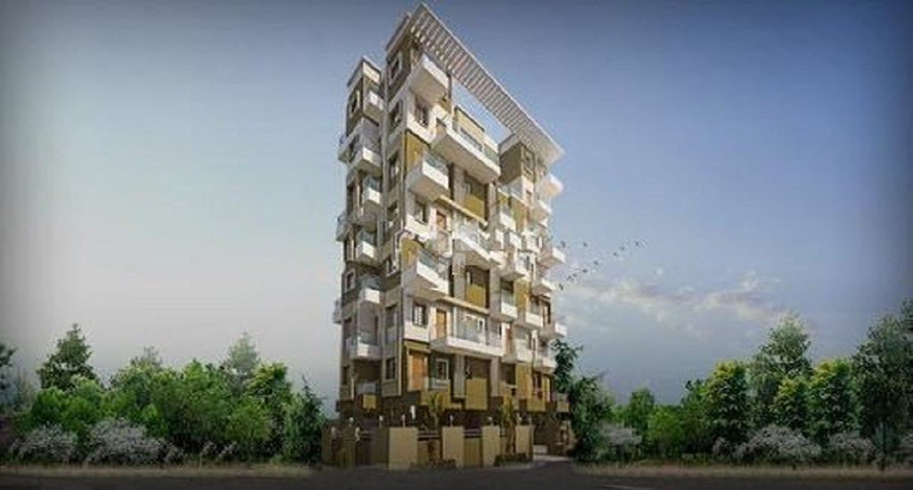 Aakar Enclave - Elevation Photo