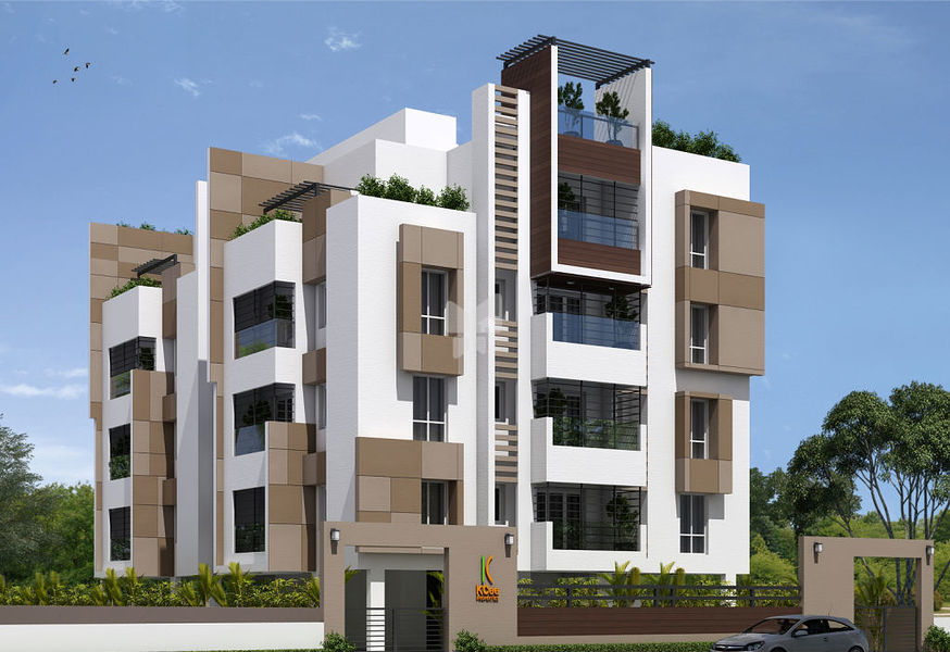KCee Properties Bhavyam - Elevation Photo