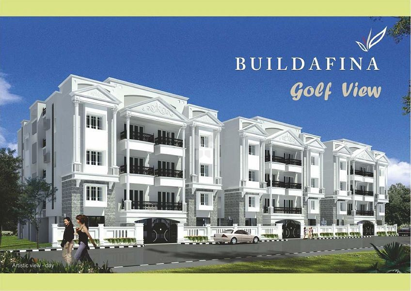 Buildafina Golf View - Project Images