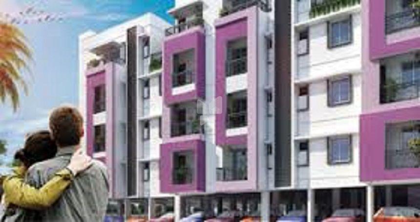 StepsStone Prasanas Apartment - Elevation Photo