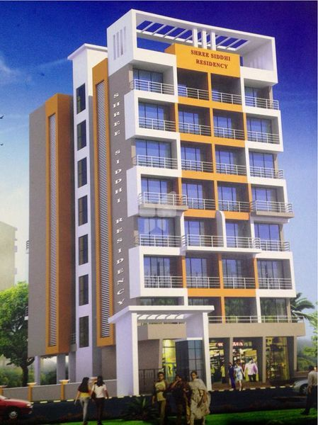 Shree Siddhi Residency - Project Images