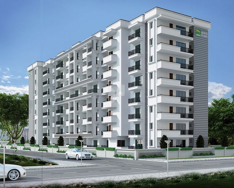 Mithuna White Pearl - Project Images