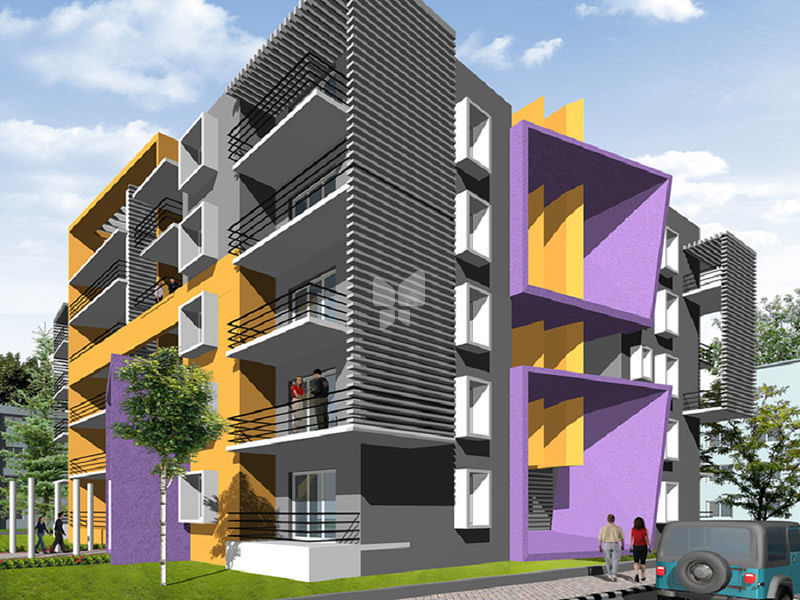 Navkar Apartments - Project Images