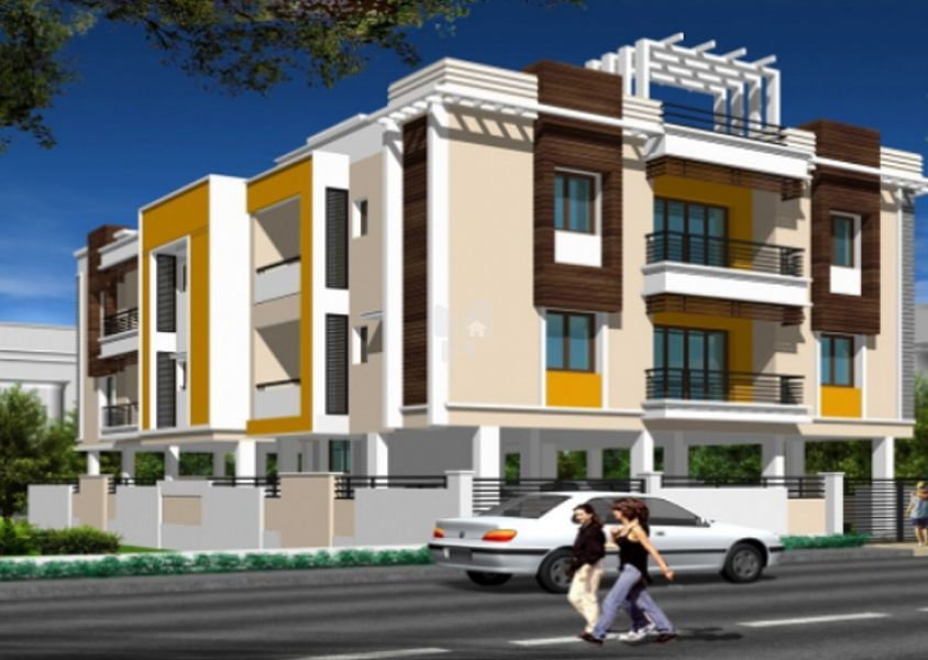 Priams Nagam Flats - Elevation Photo
