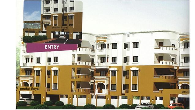 HSV Pruthvi Royal - Project Images