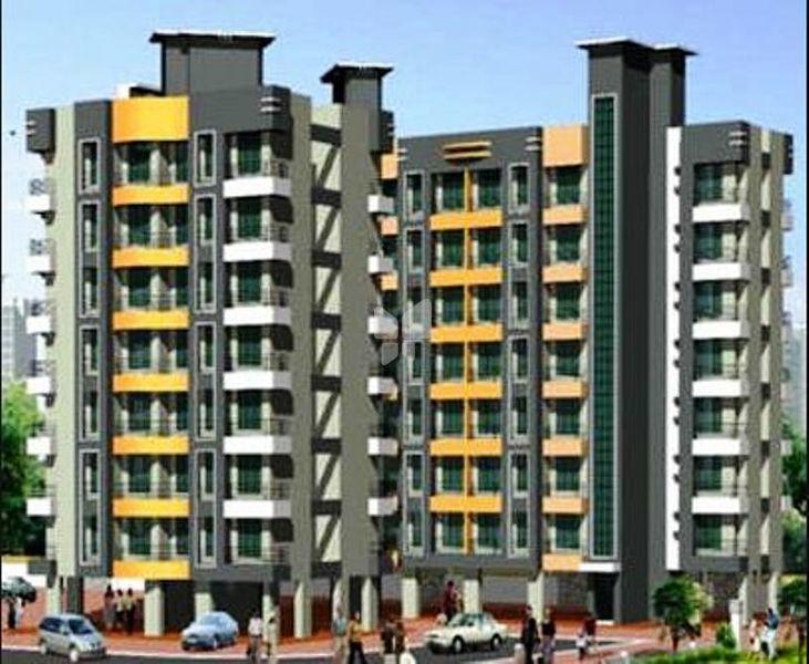 Ravi Gaurav Residency - Elevation Photo
