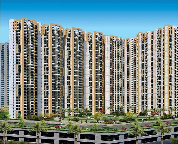 Amrapali Verona Heights - Elevation Photo