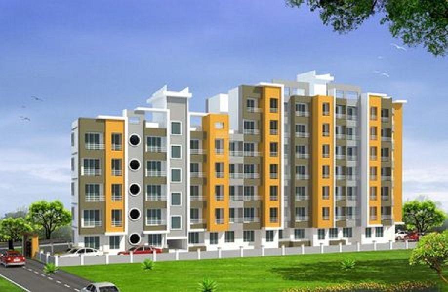 Shagun Vasani Complex - Project Images