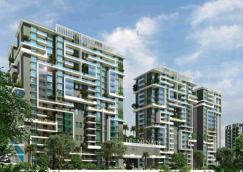 Ozone Promenade @ Rs 84 92 Lakhs in Mahadevapura, Bangalore by Ozone  Projects Pvt Ltd - Get TruePrice, Brochure, Amenities, Price Trends and Map  on