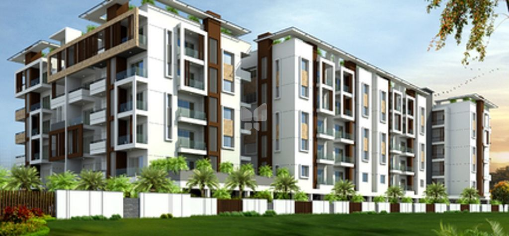 Balaji Elegance - Elevation Photo