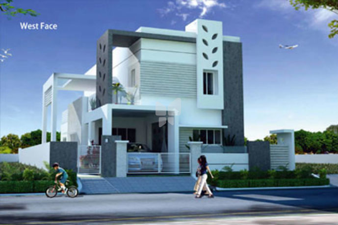 Best house plans in hyderabad house plans 2017 for Outer look of house design