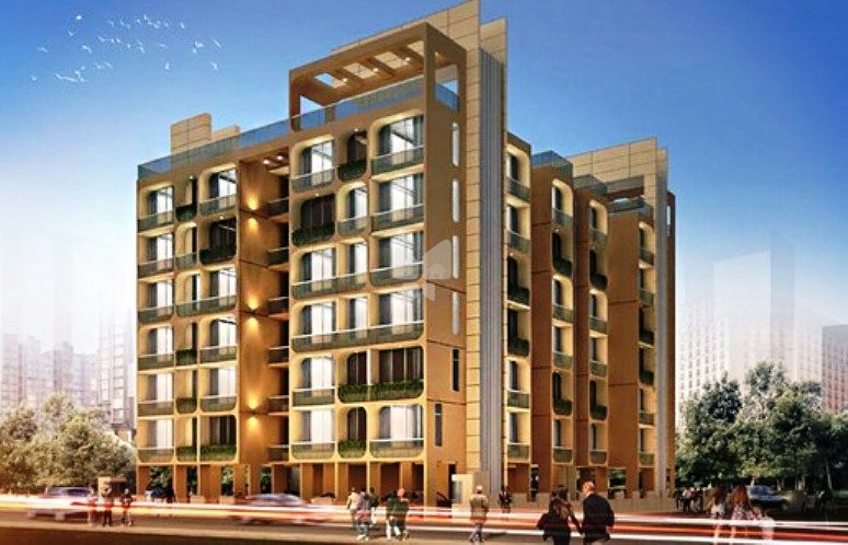 Nisar Rajal Elegant - Elevation Photo