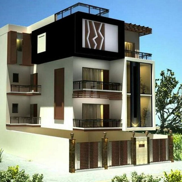 Rajdhani Palm Residency Floors - Project Images