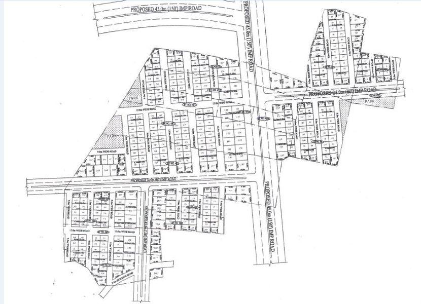 Max Vaibhav City - Master Plan