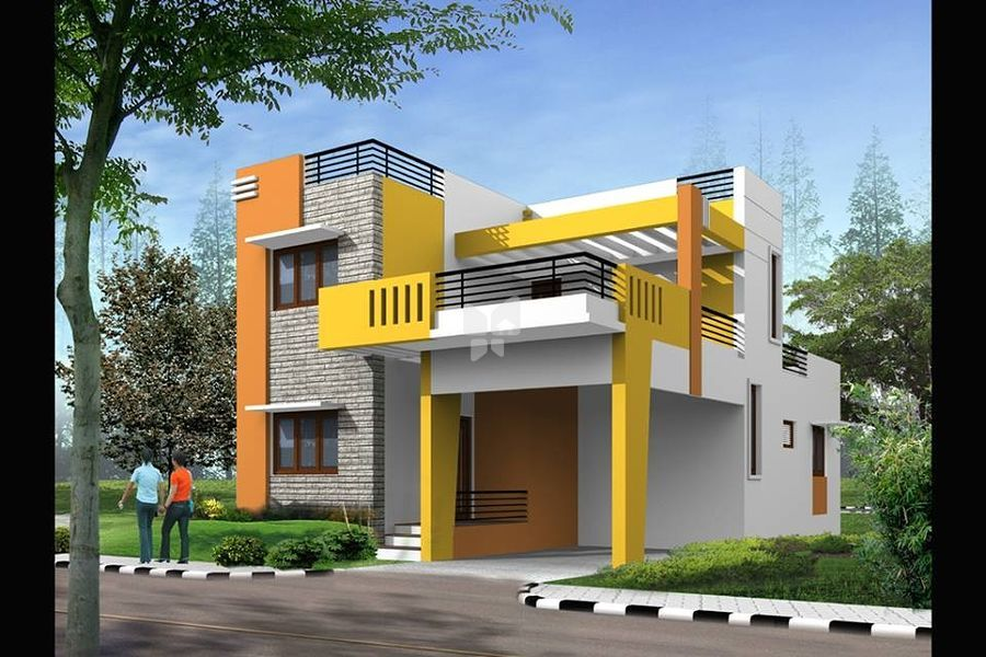Raja Lands Villa - Elevation Photo