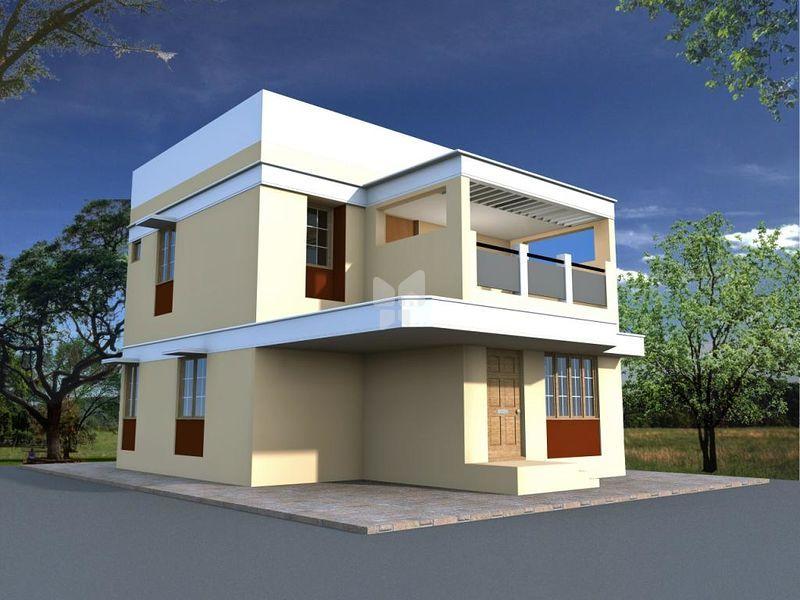 Wonderful Elevation   Villa | Shreyas In Thuvariman, ...