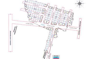 panchamukhi-residency-in-kanakapura-master-plan-l56