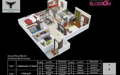 garuda-blossom-in-k-r-puram-floor-plan-2d-vvg