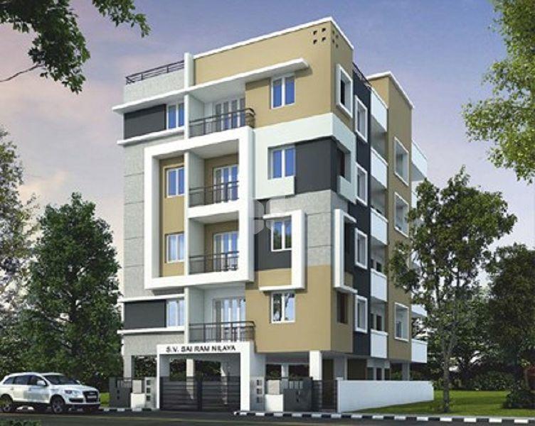 SV Sairam Nilaya - Elevation Photo