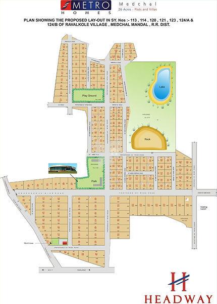 Headway Metro Homes - Master Plans