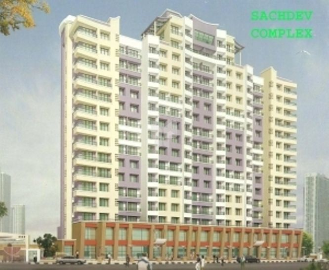 Susharda Edifice Sachdev Complex - Project Images