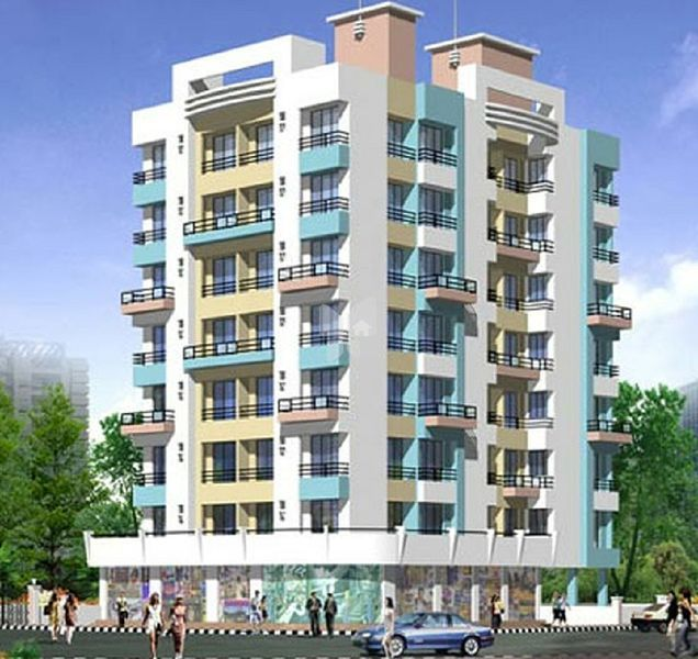 Bhawani Vikasak Shiv Yojana Complex Phase 1 - Elevation Photo