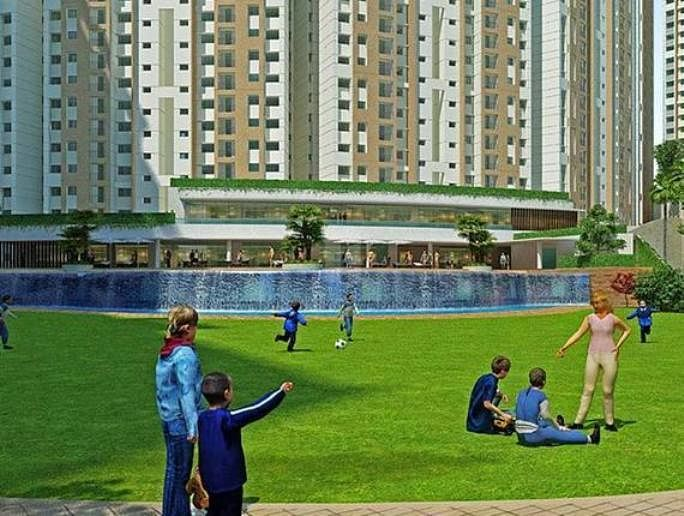 Lodha Codename Megastar - Project Images