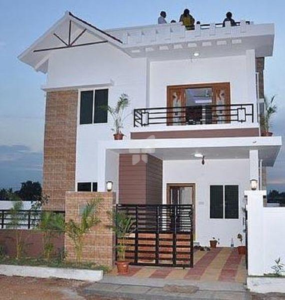 Kamala Amulya Homes - Elevation Photo