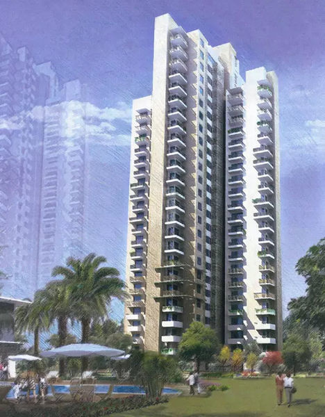 Gurgaon One - Project Images