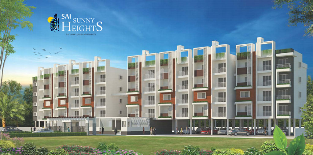 Sai Sunny Heights - Project Images