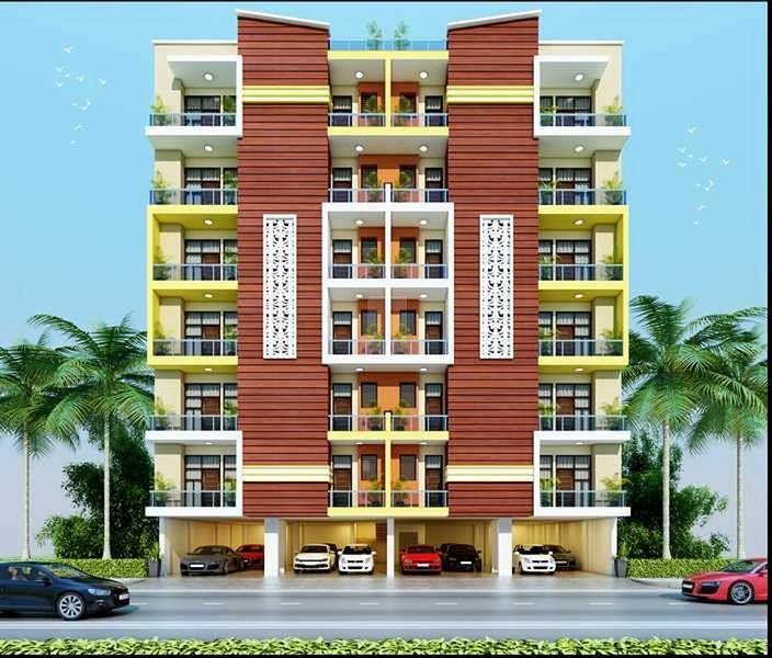 Maan Srishti Apartment - Project Images