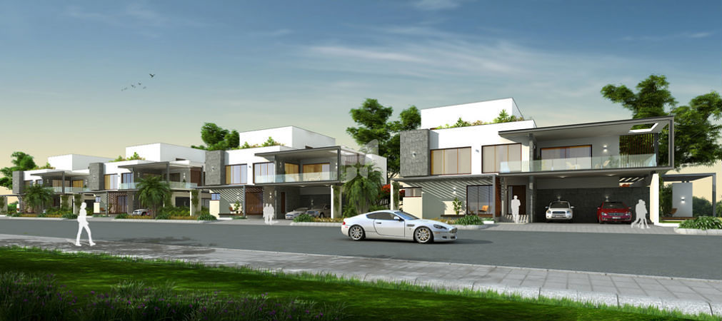 Rajapushpa Lifestyle City - Elevation Photo