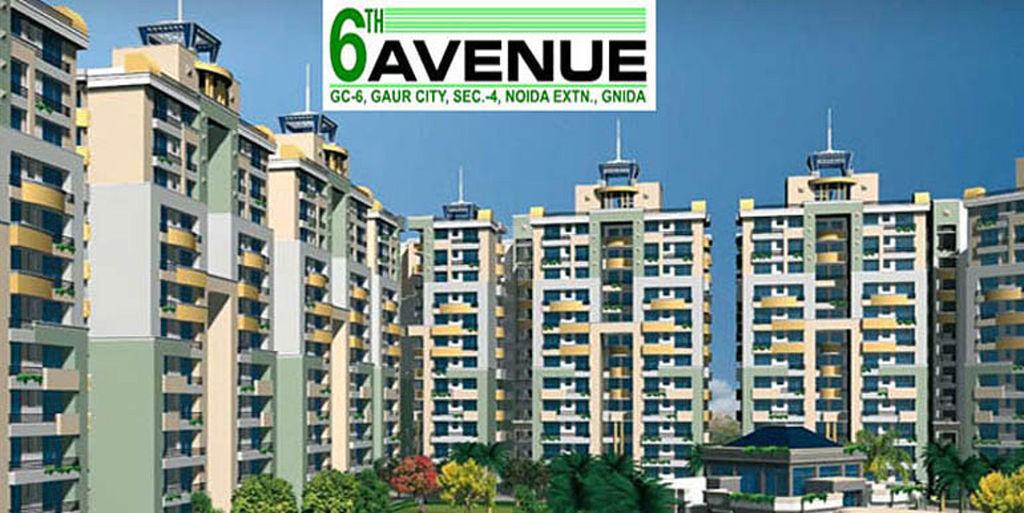 Gaur 6th Avenue - Elevation Photo
