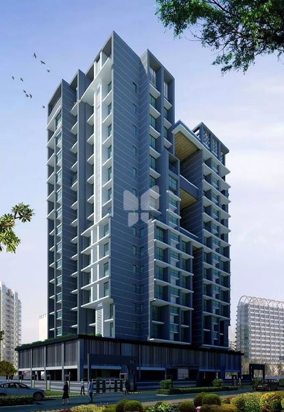 Aristocrat Jai Savitri CHS Ltd - Elevation Photo
