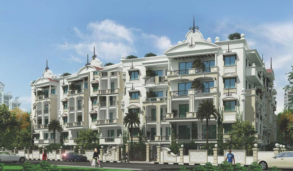 Shree Palace - Elevation Photo