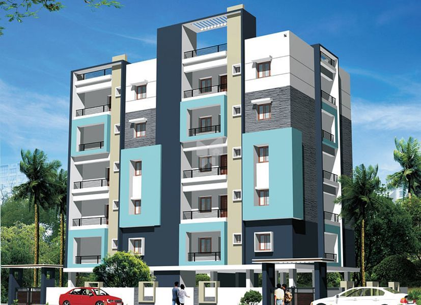 Maruthi Elite - Elevation Photo