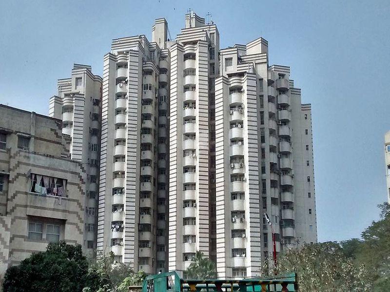 Unitech Rakshak Apartment - Project Images