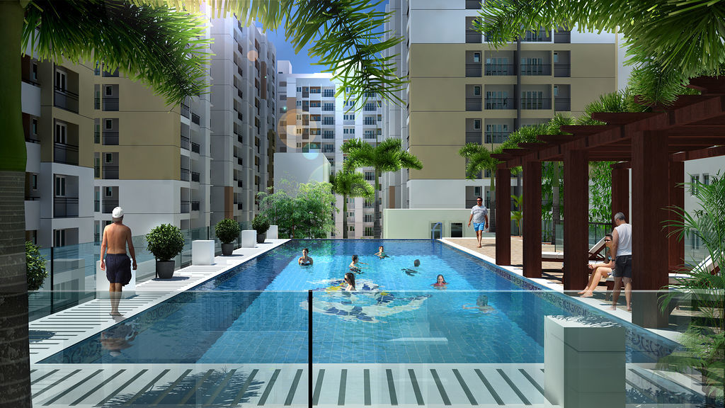 2 Bhk Apartments In Navin S Starwood Towers Medavakkam